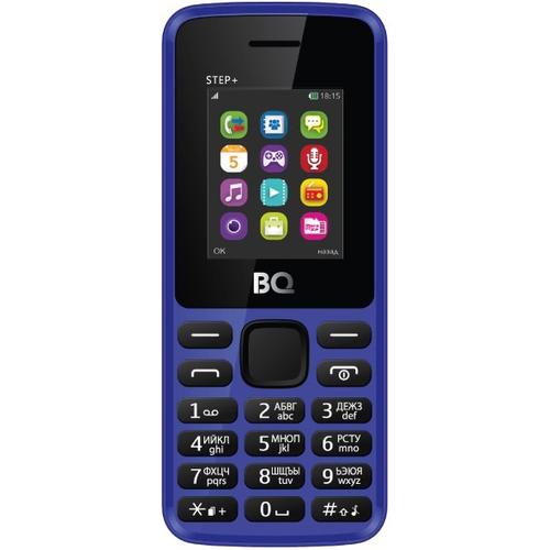 Телефон BQ BQM-1831 Step+ Blue