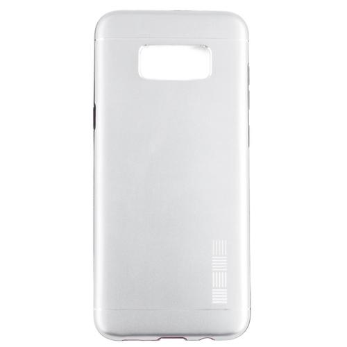 Накладка пластиковая IS TITANIUM Samsung Galaxy S8+ Silver