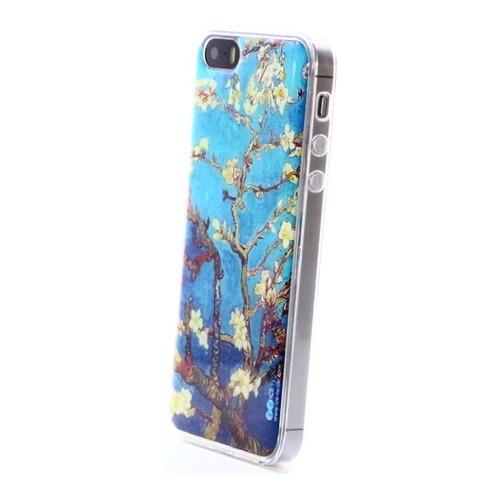 Накладка силиконовая IceTwice iPhone 5/5S/SE Яблоня №503