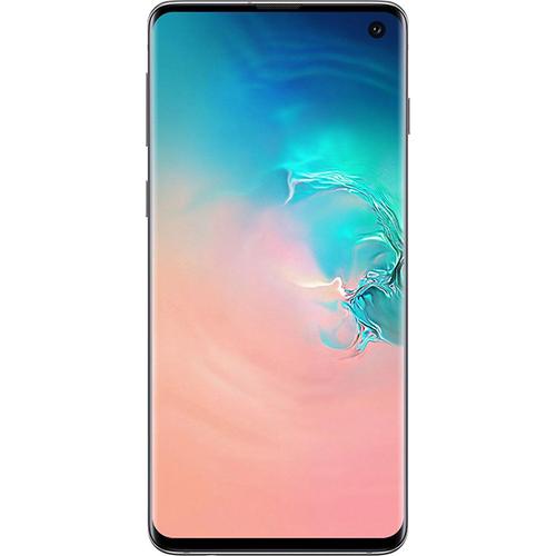 Телефон Samsung G973FD Galaxy S10 128Gb Prism White фото