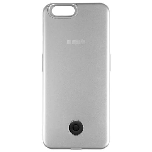 Накладка-аккумулятор InterStep Metal iPhone 7 Plus/8 Plus 5000mAh Silver фото