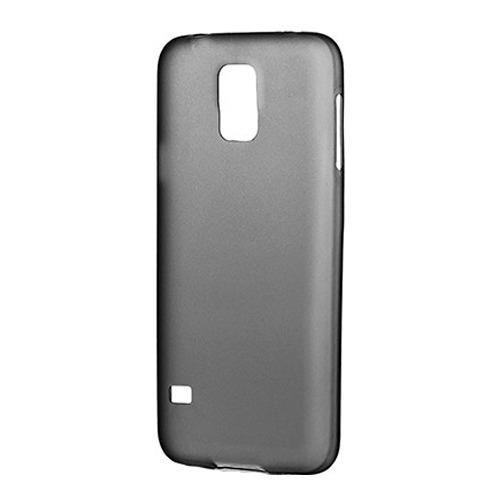 Накладка пластиковая на Samsung G900 Galaxy S5 Ultra-Slim 0,35мм Black