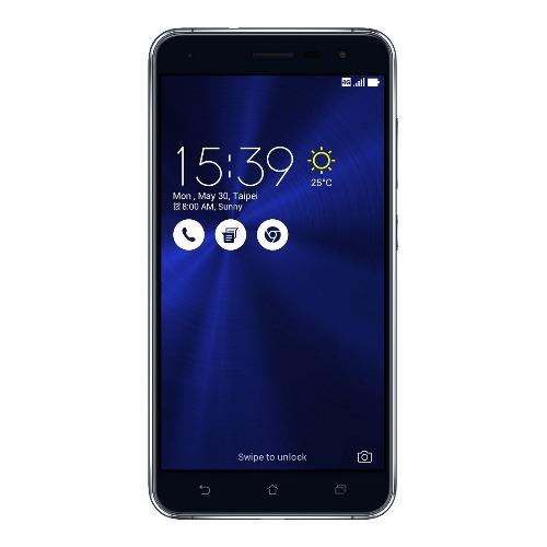 Телефон ASUS ZE552KL ZenFone 3 64Gb Black фото