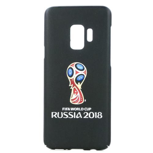 Накладка пластиковая Deppa FIFA Samsung Galaxy S9 Official Emblem