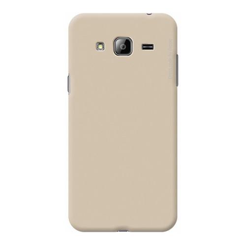 Накладка пластиковая Deppa Air Case Samsung Galaxy J3 (2016) Gold