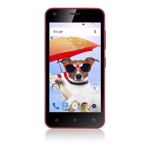 Смартфон Fly FS454 Nimbus 8 Red
