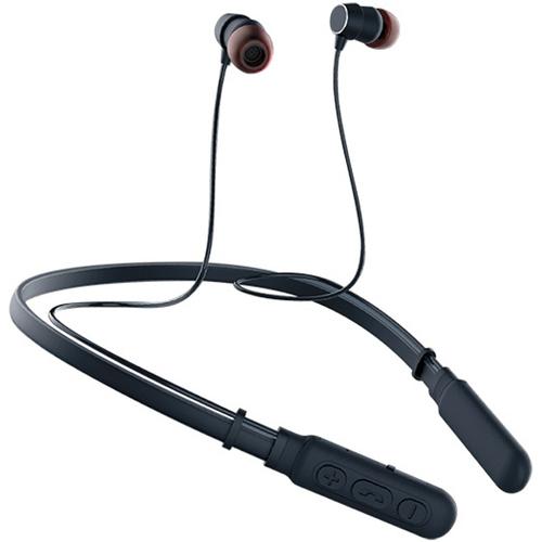 Bluetooth стереогарнитура OLMIO BTE-03 Black