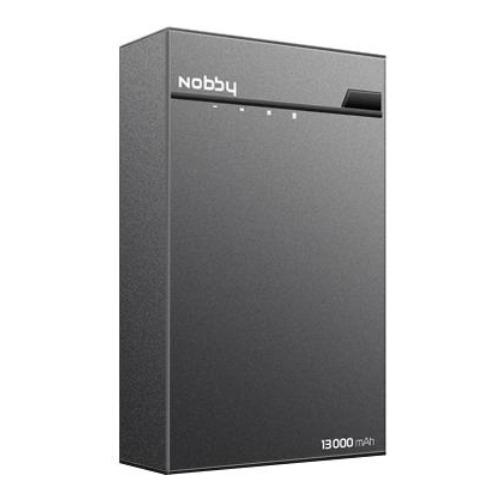 Внешний аккумулятор Nobby Energy PB-005 13000 mAh Grey