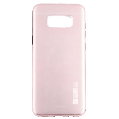 Накладка пластиковая IS TITANIUM на Samsung Galaxy S8+ Pink