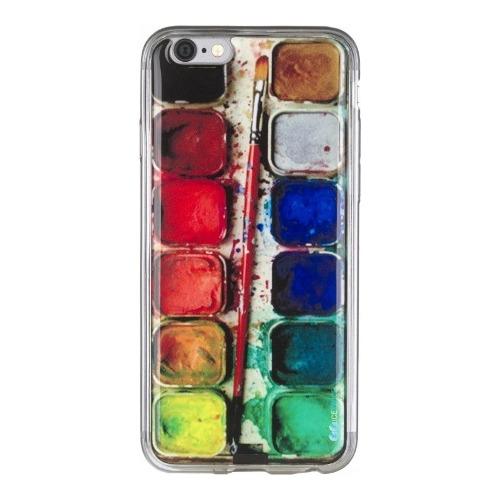 Накладка силиконовая IceTwice iPhone 6/6S Краски №710