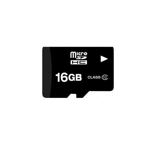 карта памяти Qumo/SmartBuy/Mirex microSD 16Gb (class 10)