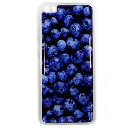 Накладка силиконовая IceTwice Xiaomi Mi5 Черника №1016