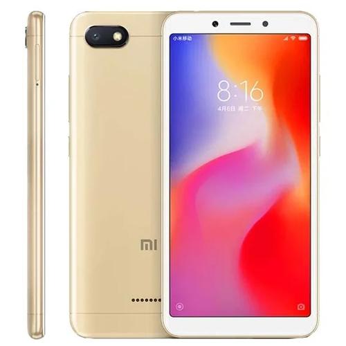 Смартфон Xiaomi Redmi 6A 2/16Gb Gold
