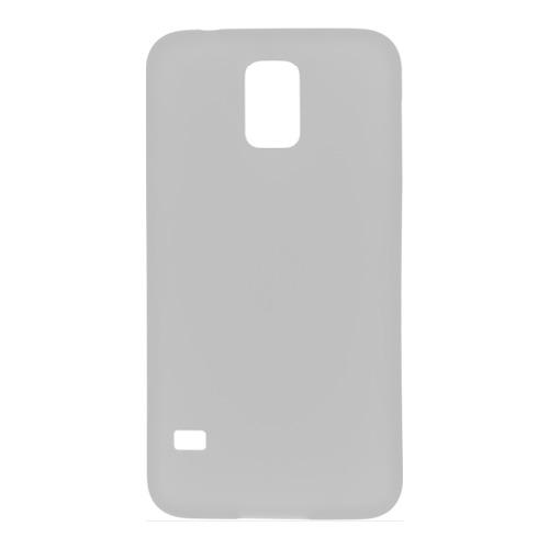 Накладка силиконовая Cover KWD на Samsung G900 Galaxy S5 Slim White
