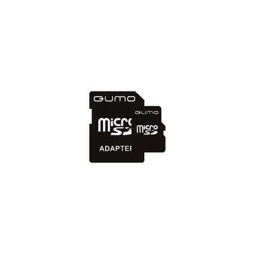 Карта памяти на 16 Гб Qumo microSD (class 4)