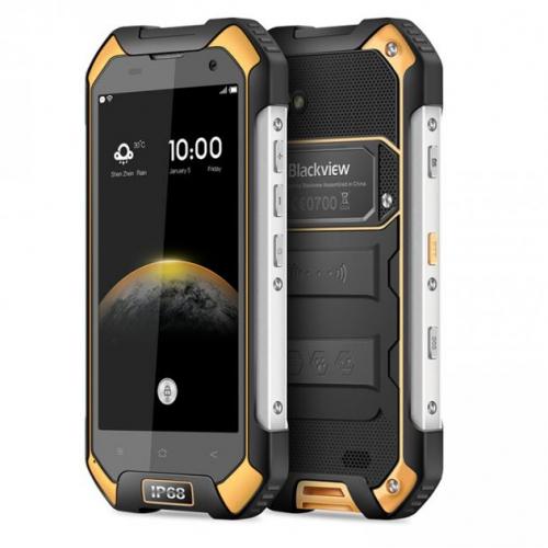 Телефон Blackview BV6000 32Gb LTE Sunshine Yellow фото 3