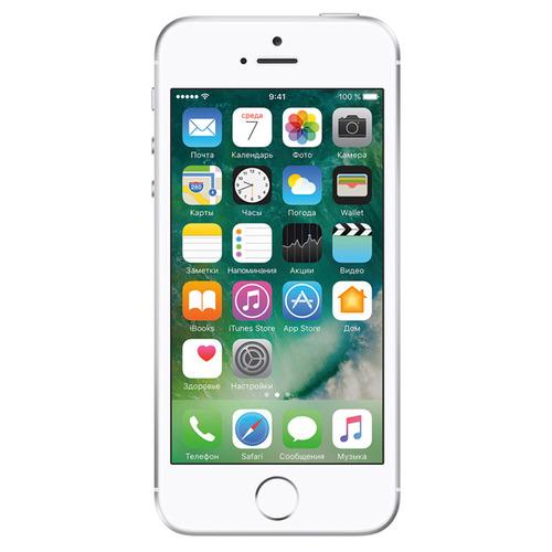 Телефон Apple iPhone SE 32Gb Silver