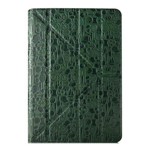 Чехол-книжка Canyon универсальный 10' двухсторонний зеленый