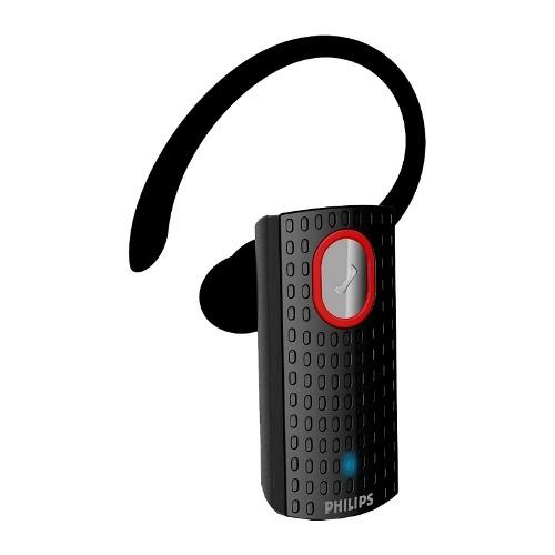 Bluetooth моногарнитура Philips SHB1100 Black