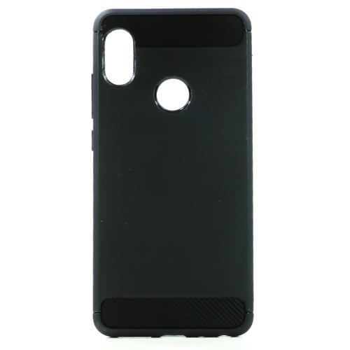 Накладка силиконовая TFN Brush Xiaomi Redmi Note 5 Pro Black