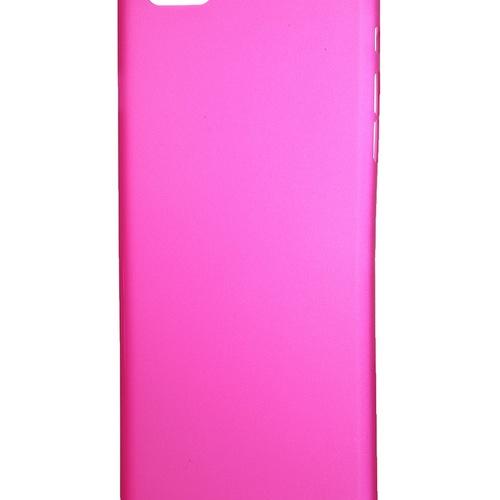 Накладка пластиковая Platinum iPhone 5/5S Ultra Slim Matt Magenta