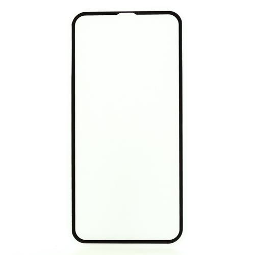 Защитное стекло uBear iPhone XR Nano Full Cover Premium Glass Black