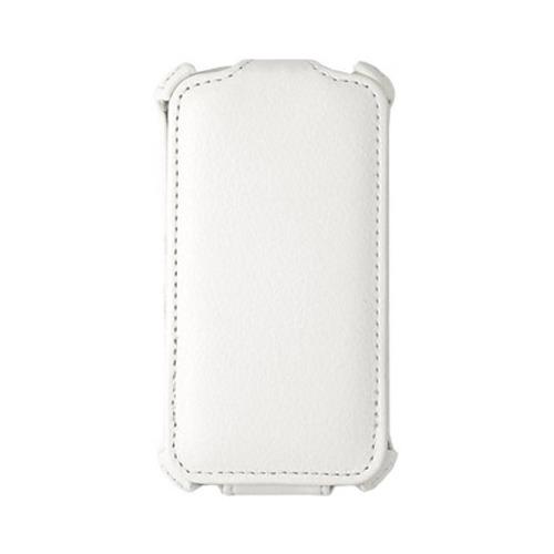 Чехол-флип Armor Samsung I9000 Galaxy S White