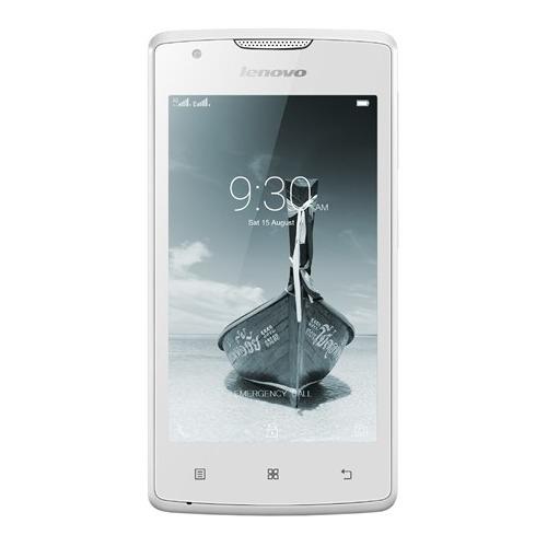 Телефон Lenovo A1000 White фото