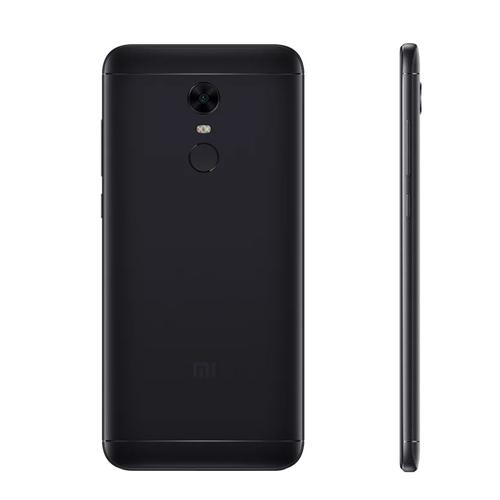 Телефон Xiaomi Redmi 5 Plus 64Gb Ram 4Gb Black фото 2