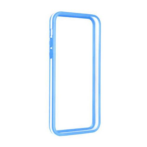Накладка пластиковая Nobby Practic iPhone 5C Blue
