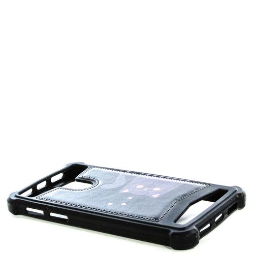 """Универсальная задняя панель Gresso Пушистики-Табби 5,0-5,3"""" Black фото 2"""