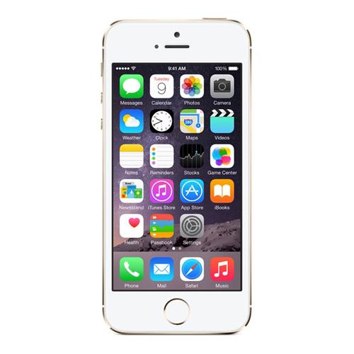 Телефон Apple iPhone 5S 32Gb Gold