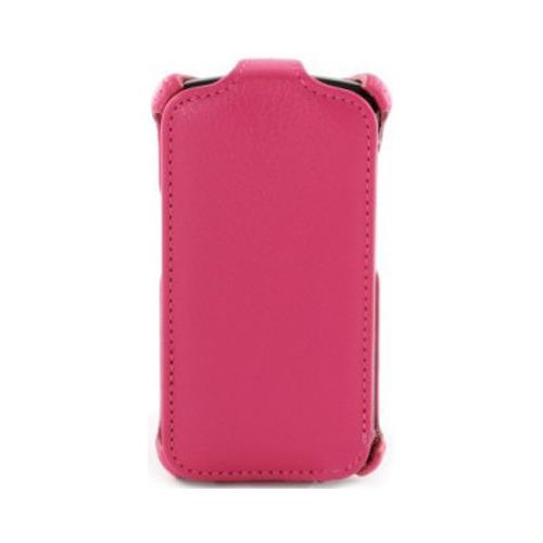 Чехол-книжка Armor Sony Xperia U ST25i Pink