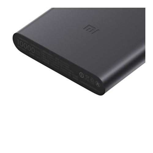 Внешний аккумулятор Xiaomi Mi Bank 2 10000mAh Black фото 2