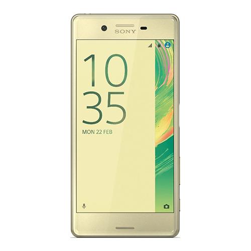Телефон Sony F5121 Xperia X Lime Gold