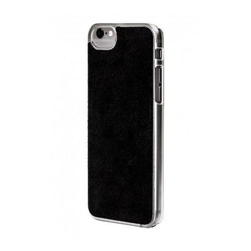 Накладка пластиковая uBear iPhone 6 Tone Case (бампер с окном) Black