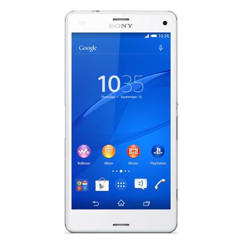 Телефон Sony D5803 Xperia Z3 Compact White фото