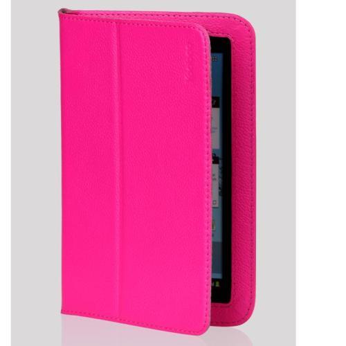 Чехол-книжка Yoobao Executive Leather case for Samsung Galaxy Tab P3100 7.0 Pink
