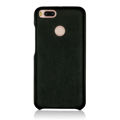 Накладка кожаная G-Case Slim Premium для Xiaomi Mi5X/Mi A1 Black