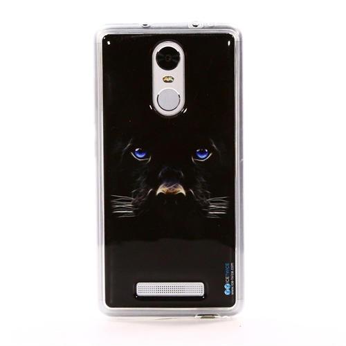 Накладка силиконовая IceTwice Xiaomi Redmi Note 3 Пантера №172