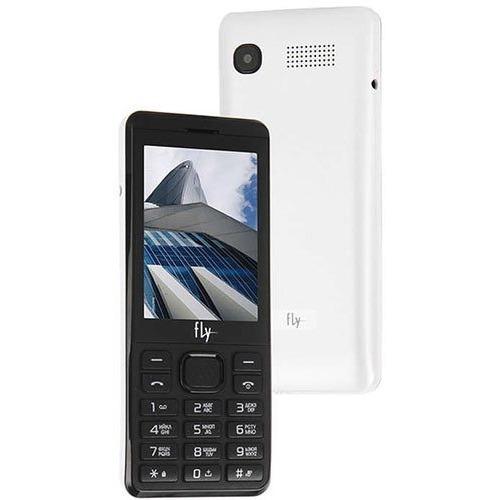 Телефон Fly FF281, White