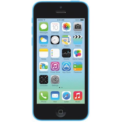 Телефон Apple iPhone 5C 16Gb Blue
