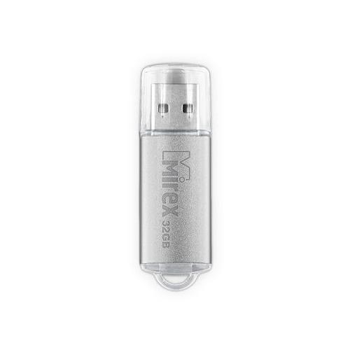 USB накопитель Mirex UNIT (8Gb) Silver
