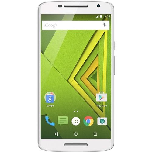 Телефон Motorola Moto X Play 16Gb White фото