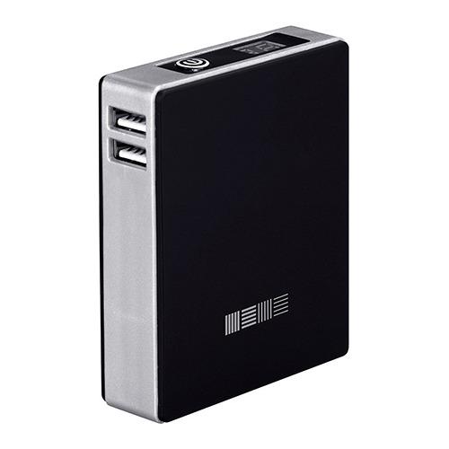 Внешний аккумулятор InterStep PB78002U 7800 mAh Black