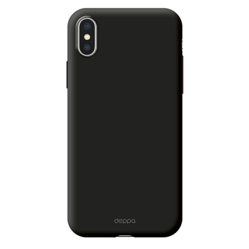 Накладка пластиковая Deppa Air Case Apple IPhone X Black