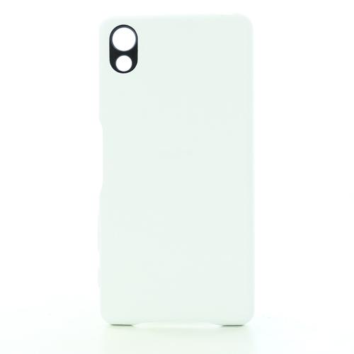 Накладка кожаная Sony Xperia X SBC22 White