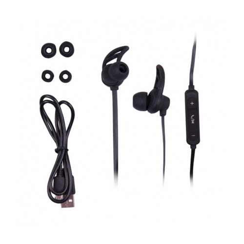 Bluetooth стереогарнитура Ritmix RH-400BTH Black