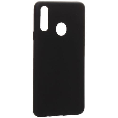Накладка силиконовая Deppa Gel Color Case Vivo Y11 Black фото