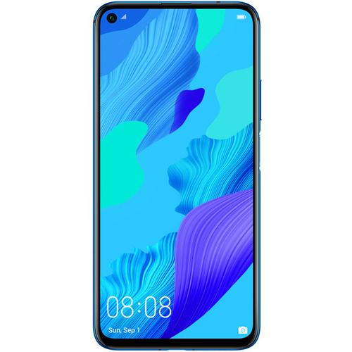 Телефон Huawei Nova 5T 128Gb Ram 6Gb Crush Blue фото